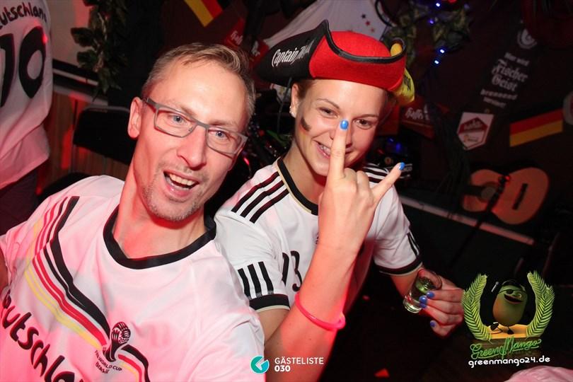 https://www.gaesteliste030.de/Partyfoto #52 Green Mango Berlin vom 13.07.2014