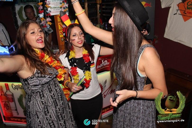 https://www.gaesteliste030.de/Partyfoto #19 Green Mango Berlin vom 13.07.2014