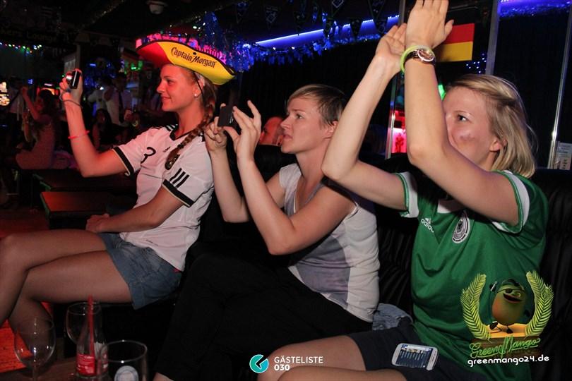 https://www.gaesteliste030.de/Partyfoto #50 Green Mango Berlin vom 13.07.2014