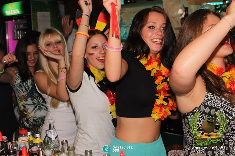 https://www.gaesteliste030.de/Partyfoto #17 Green Mango Berlin vom 13.07.2014