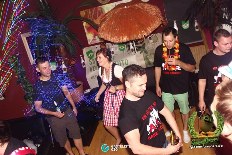 https://www.gaesteliste030.de/Partyfoto #148 Green Mango Berlin vom 12.07.2014