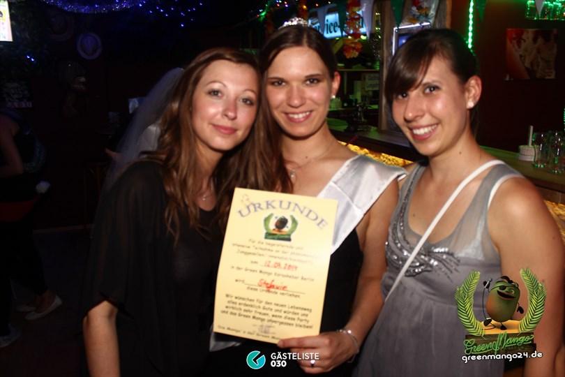 https://www.gaesteliste030.de/Partyfoto #69 Green Mango Berlin vom 12.07.2014