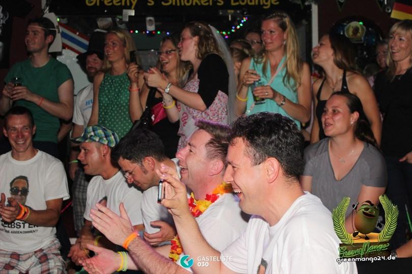 https://www.gaesteliste030.de/Partyfoto #75 Green Mango Berlin vom 12.07.2014