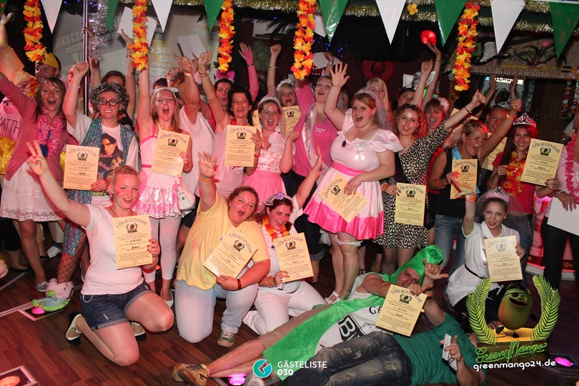 https://www.gaesteliste030.de/Partyfoto #39 Green Mango Berlin vom 12.07.2014