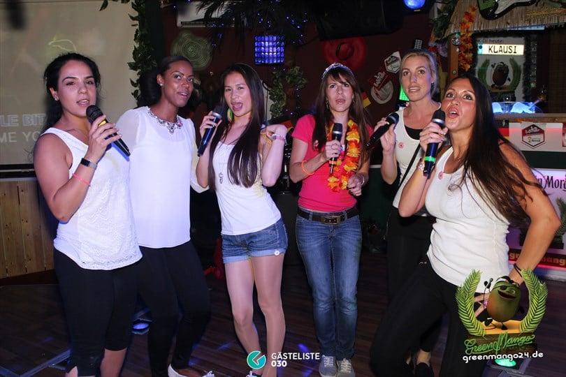 https://www.gaesteliste030.de/Partyfoto #21 Green Mango Berlin vom 12.07.2014
