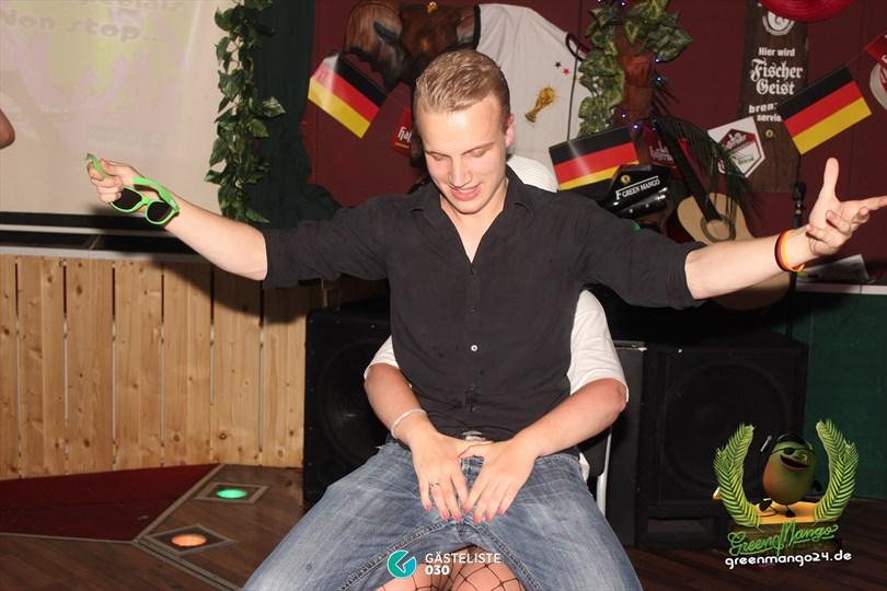 https://www.gaesteliste030.de/Partyfoto #89 Green Mango Berlin vom 12.07.2014