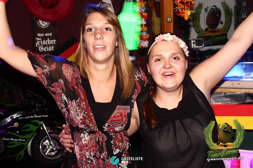 https://www.gaesteliste030.de/Partyfoto #88 Green Mango Berlin vom 11.07.2014