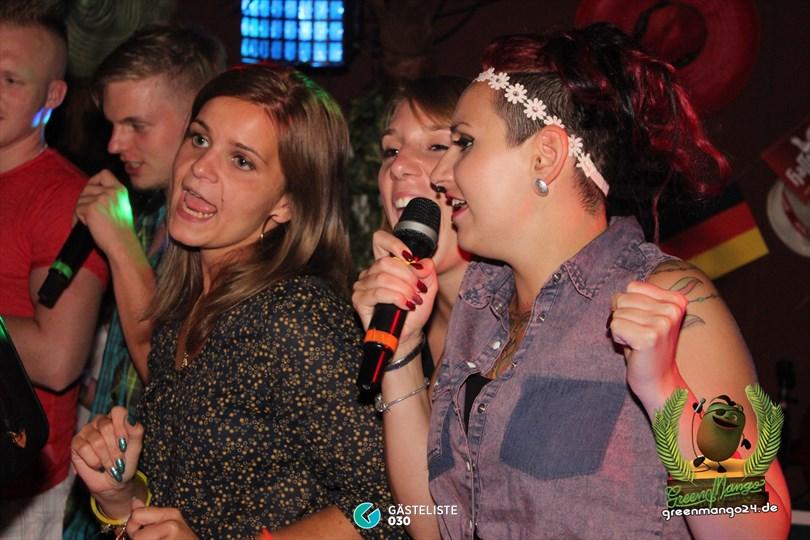 https://www.gaesteliste030.de/Partyfoto #55 Green Mango Berlin vom 11.07.2014