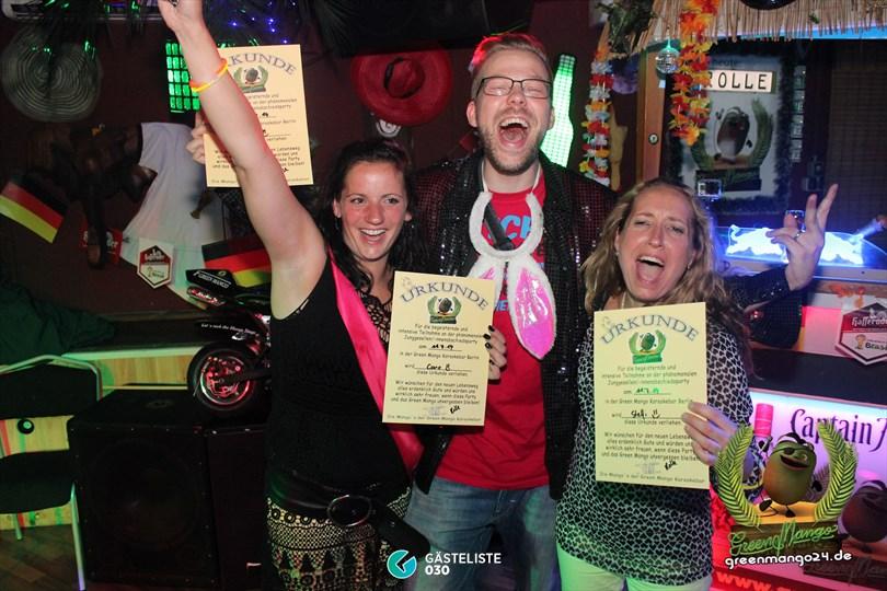 https://www.gaesteliste030.de/Partyfoto #75 Green Mango Berlin vom 11.07.2014