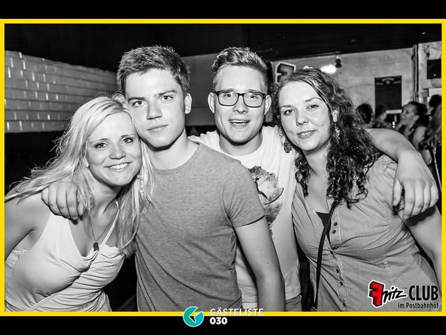 Partypics Fritzclub 25.07.2014 Unicocktail - Die Studentenparty