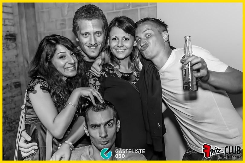 Beliebtes Partyfoto #1 aus dem Fritzclub Berlin