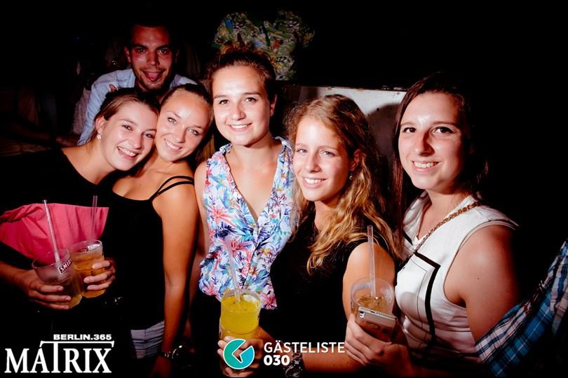 https://www.gaesteliste030.de/Partyfoto #30 Matrix Berlin vom 23.07.2014