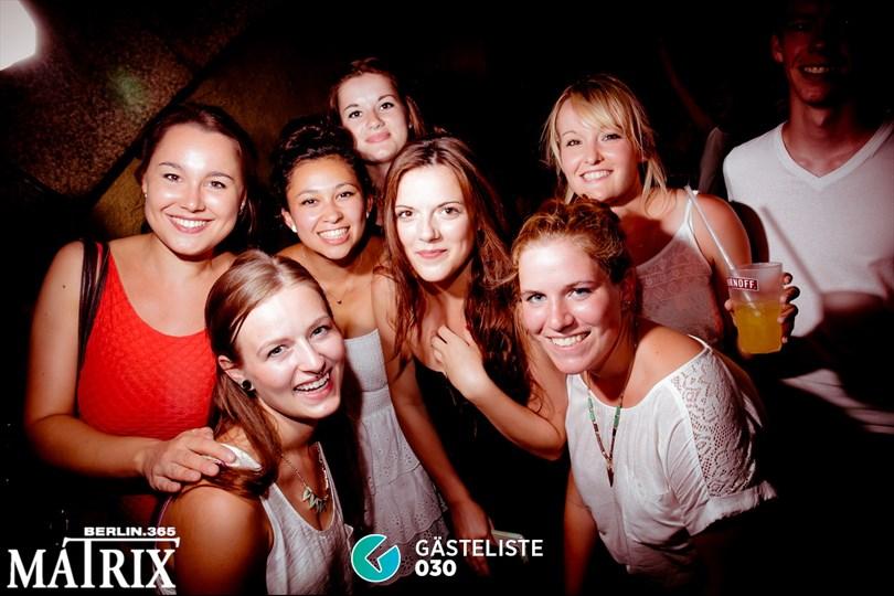 https://www.gaesteliste030.de/Partyfoto #68 Matrix Berlin vom 23.07.2014