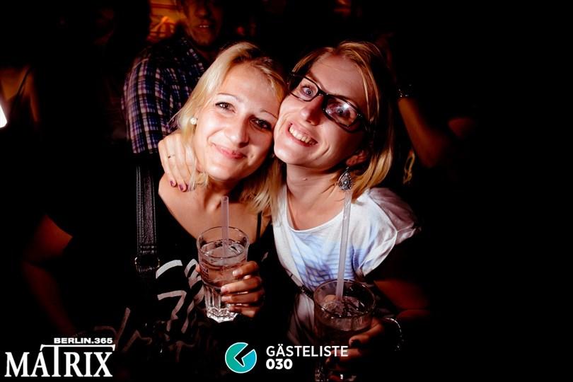 https://www.gaesteliste030.de/Partyfoto #58 Matrix Berlin vom 23.07.2014