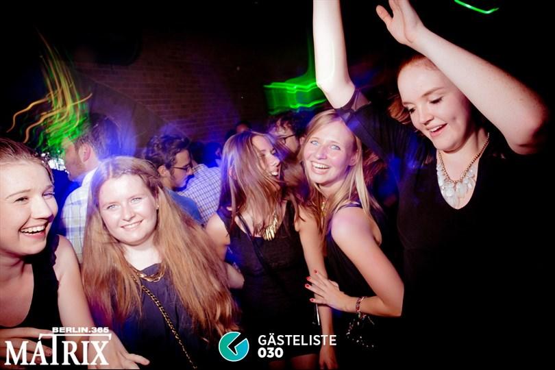 https://www.gaesteliste030.de/Partyfoto #71 Matrix Berlin vom 09.07.2014