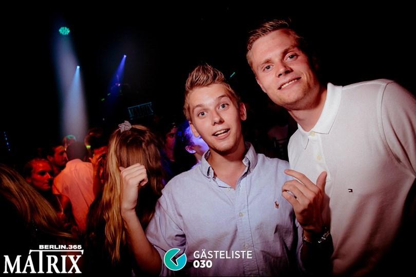 https://www.gaesteliste030.de/Partyfoto #51 Matrix Berlin vom 09.07.2014
