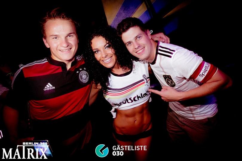 https://www.gaesteliste030.de/Partyfoto #131 Matrix Berlin vom 09.07.2014