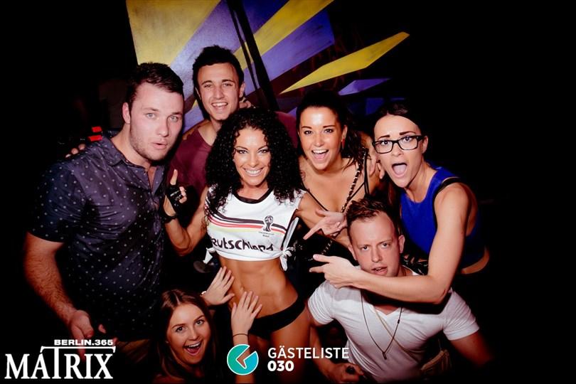 https://www.gaesteliste030.de/Partyfoto #117 Matrix Berlin vom 09.07.2014