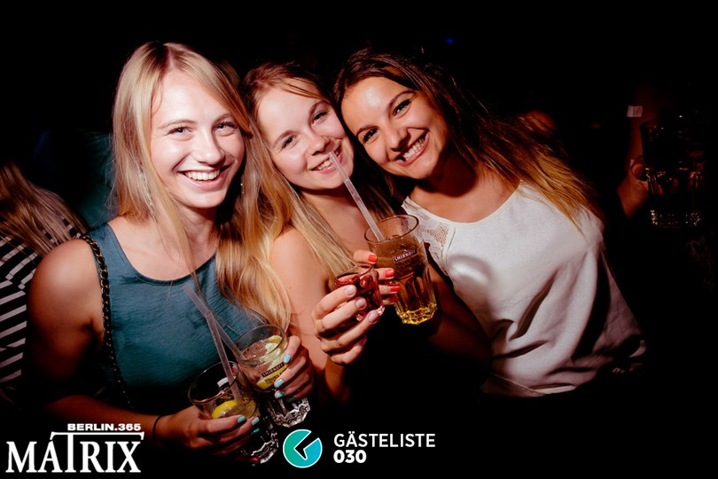 https://www.gaesteliste030.de/Partyfoto #62 Matrix Berlin vom 09.07.2014