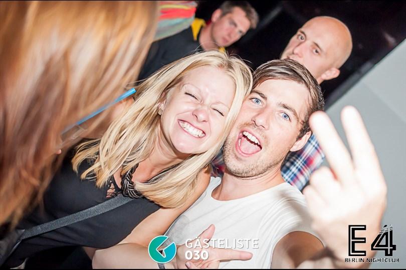 https://www.gaesteliste030.de/Partyfoto #38 E4 Club Berlin Berlin vom 23.08.2014