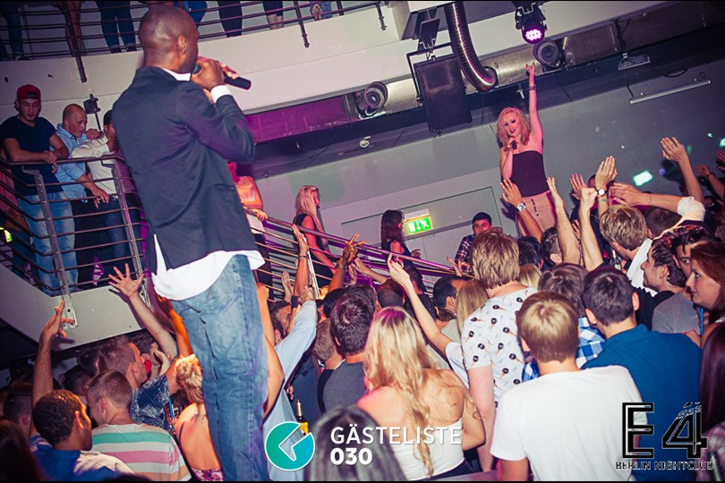 https://www.gaesteliste030.de/Partyfoto #60 E4 Club Berlin Berlin vom 23.08.2014