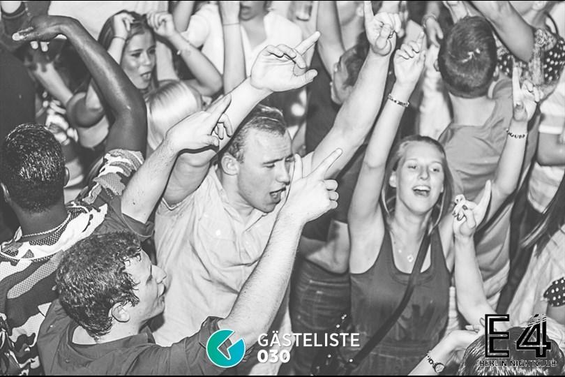 https://www.gaesteliste030.de/Partyfoto #66 E4 Club Berlin Berlin vom 23.08.2014