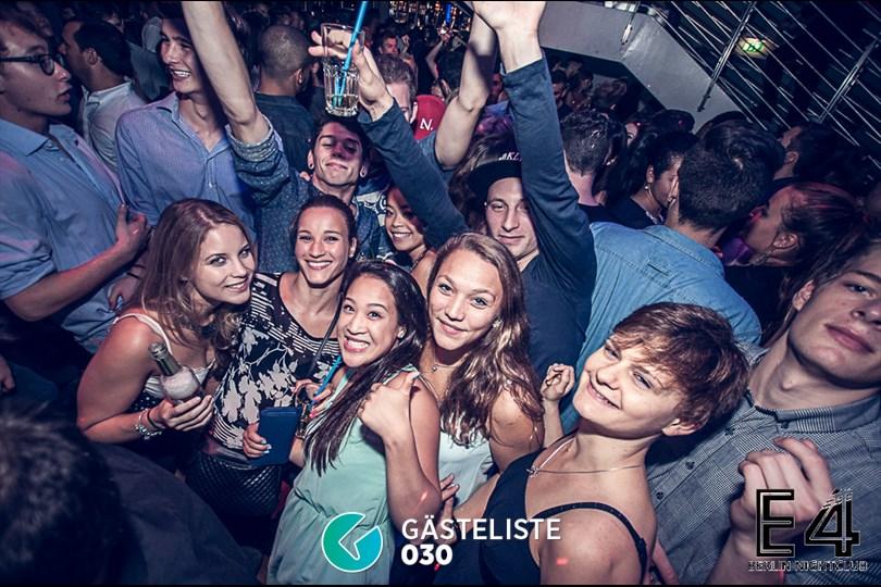 https://www.gaesteliste030.de/Partyfoto #122 E4 Club Berlin Berlin vom 23.08.2014
