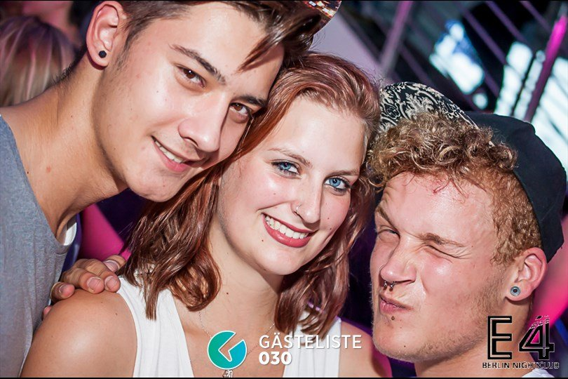 https://www.gaesteliste030.de/Partyfoto #95 E4 Club Berlin Berlin vom 23.08.2014