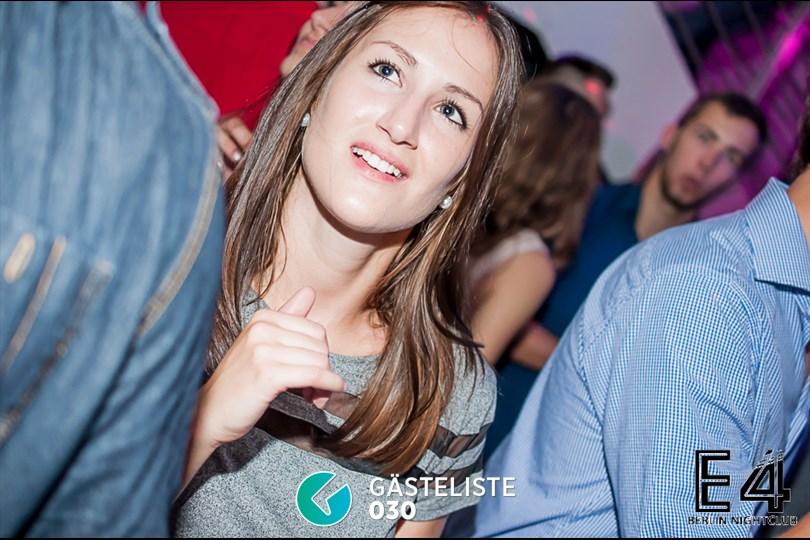 https://www.gaesteliste030.de/Partyfoto #90 E4 Club Berlin Berlin vom 23.08.2014
