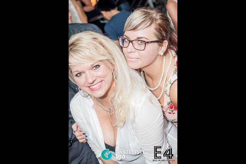 https://www.gaesteliste030.de/Partyfoto #113 E4 Club Berlin Berlin vom 23.08.2014