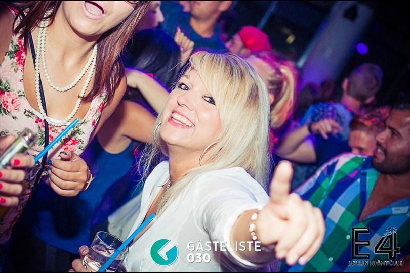https://www.gaesteliste030.de/Partyfoto #9 E4 Club Berlin Berlin vom 23.08.2014