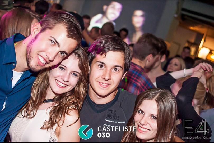 https://www.gaesteliste030.de/Partyfoto #54 E4 Club Berlin Berlin vom 23.08.2014
