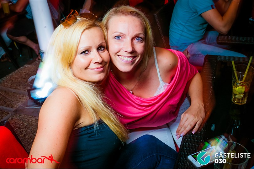 https://www.gaesteliste030.de/Partyfoto #64 Carambar Berlin vom 02.08.2014