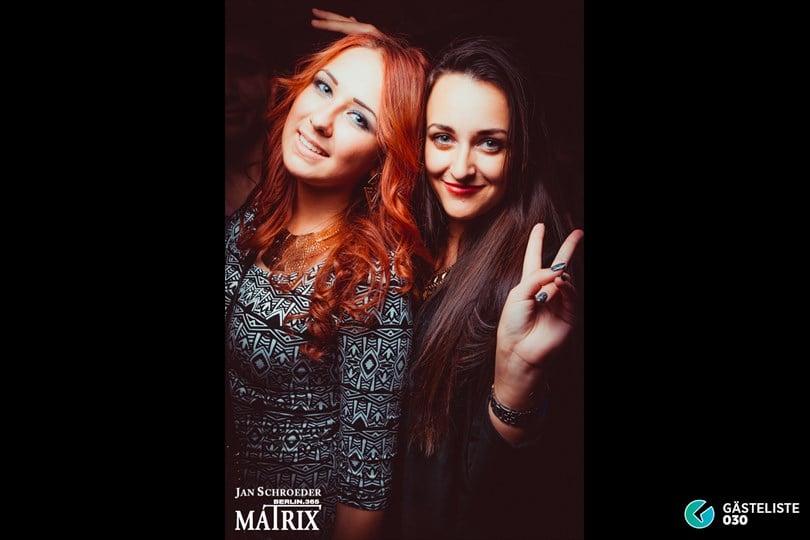 https://www.gaesteliste030.de/Partyfoto #101 Matrix Berlin vom 28.08.2014