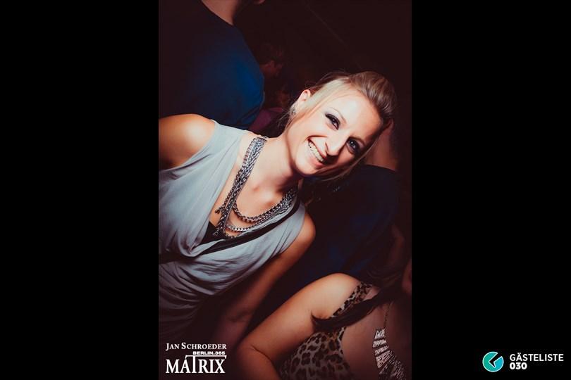 https://www.gaesteliste030.de/Partyfoto #20 Matrix Berlin vom 28.08.2014
