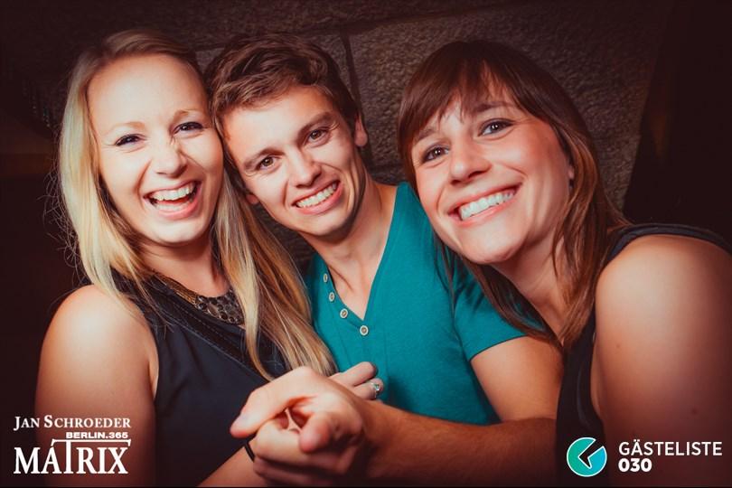 https://www.gaesteliste030.de/Partyfoto #73 Matrix Berlin vom 28.08.2014