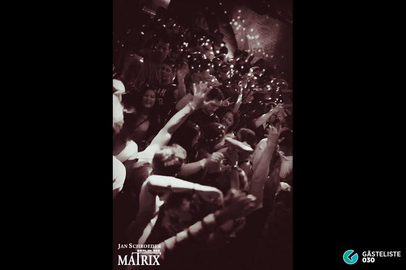https://www.gaesteliste030.de/Partyfoto #83 Matrix Berlin vom 28.08.2014