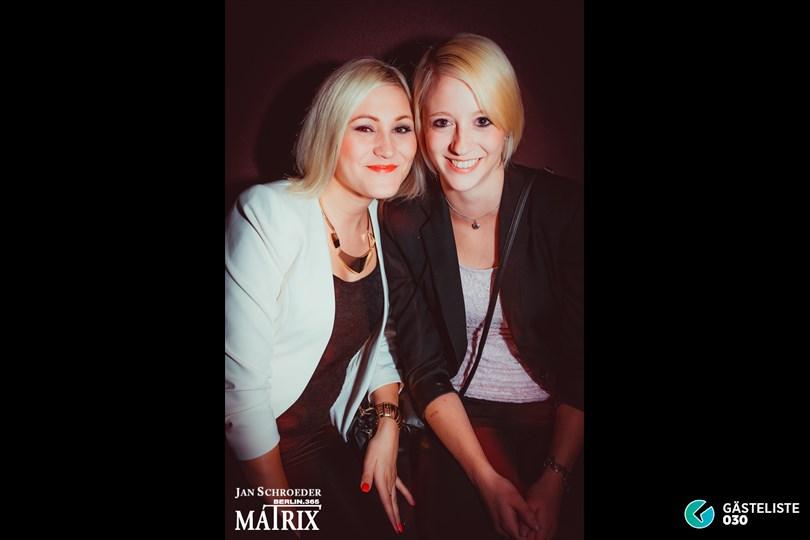 https://www.gaesteliste030.de/Partyfoto #50 Matrix Berlin vom 28.08.2014
