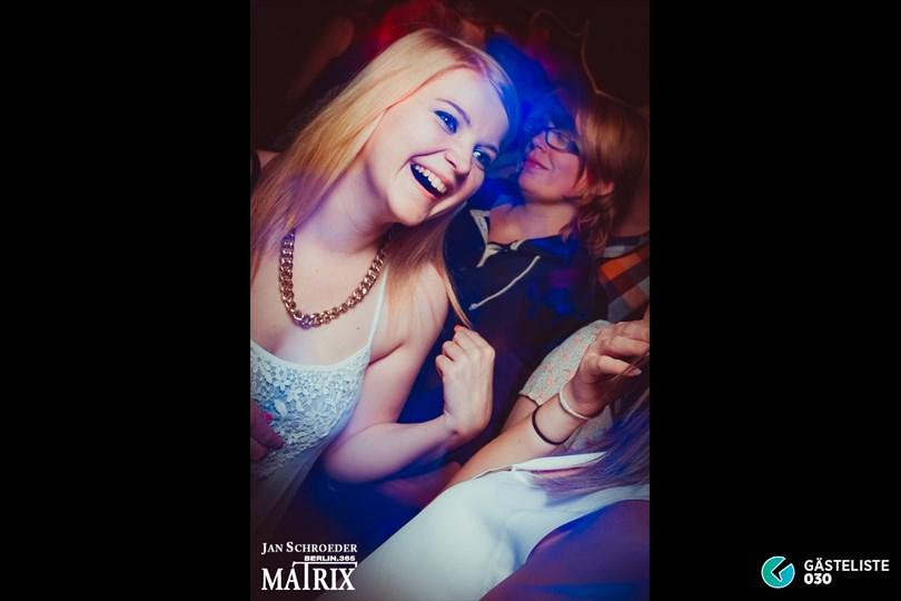 https://www.gaesteliste030.de/Partyfoto #64 Matrix Berlin vom 28.08.2014