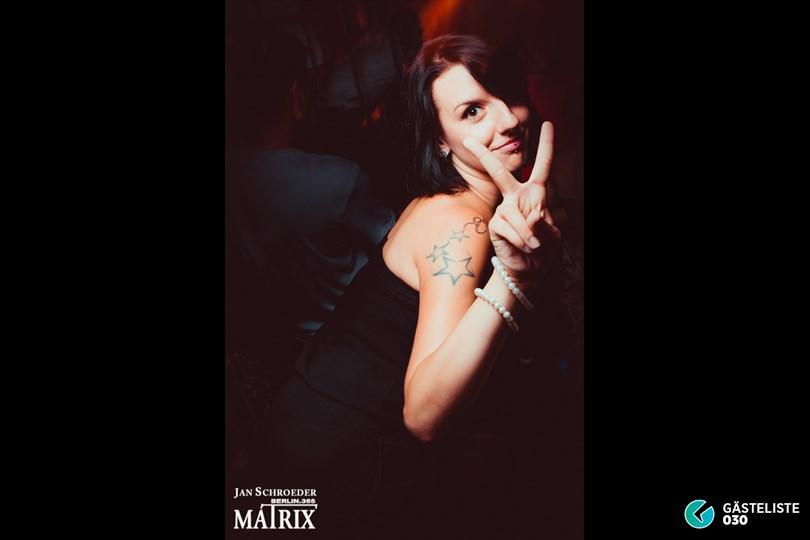 https://www.gaesteliste030.de/Partyfoto #62 Matrix Berlin vom 31.07.2014