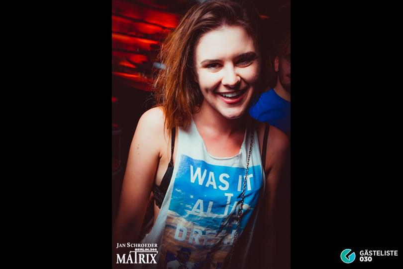 https://www.gaesteliste030.de/Partyfoto #156 Matrix Berlin vom 31.07.2014