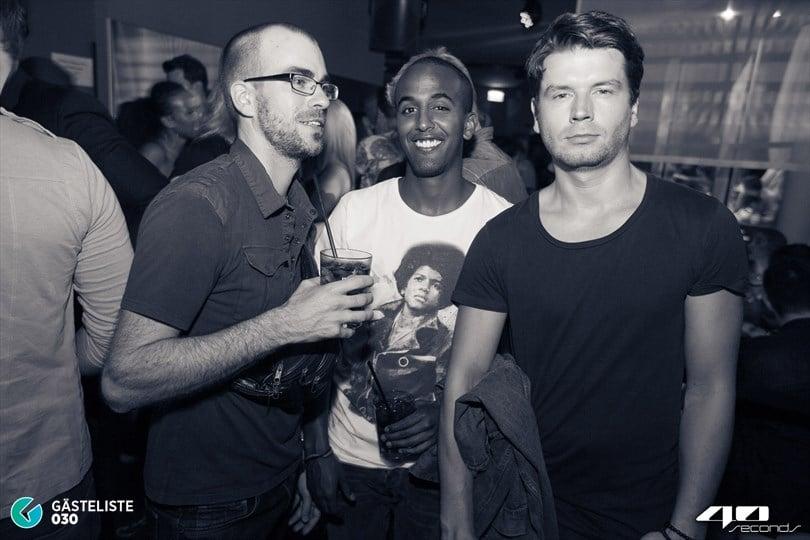 https://www.gaesteliste030.de/Partyfoto #45 40seconds Berlin vom 01.08.2014