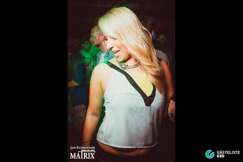 https://www.gaesteliste030.de/Partyfoto #75 Matrix Berlin vom 09.08.2014
