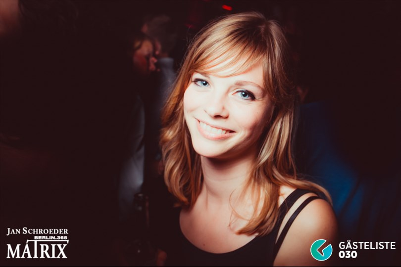 https://www.gaesteliste030.de/Partyfoto #112 Matrix Berlin vom 09.08.2014