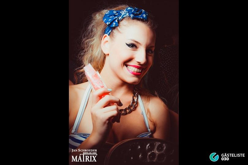 https://www.gaesteliste030.de/Partyfoto #34 Matrix Berlin vom 09.08.2014