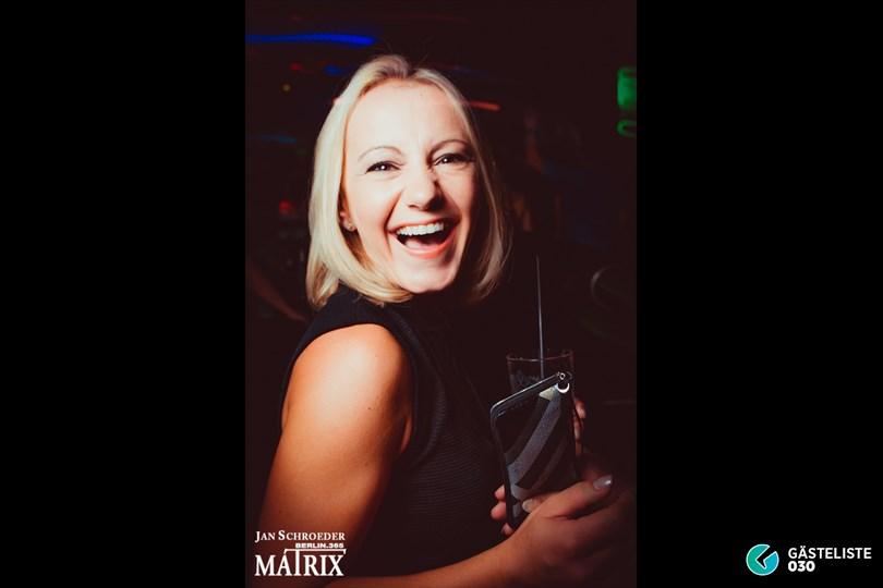 https://www.gaesteliste030.de/Partyfoto #105 Matrix Berlin vom 09.08.2014