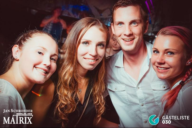 https://www.gaesteliste030.de/Partyfoto #72 Matrix Berlin vom 09.08.2014