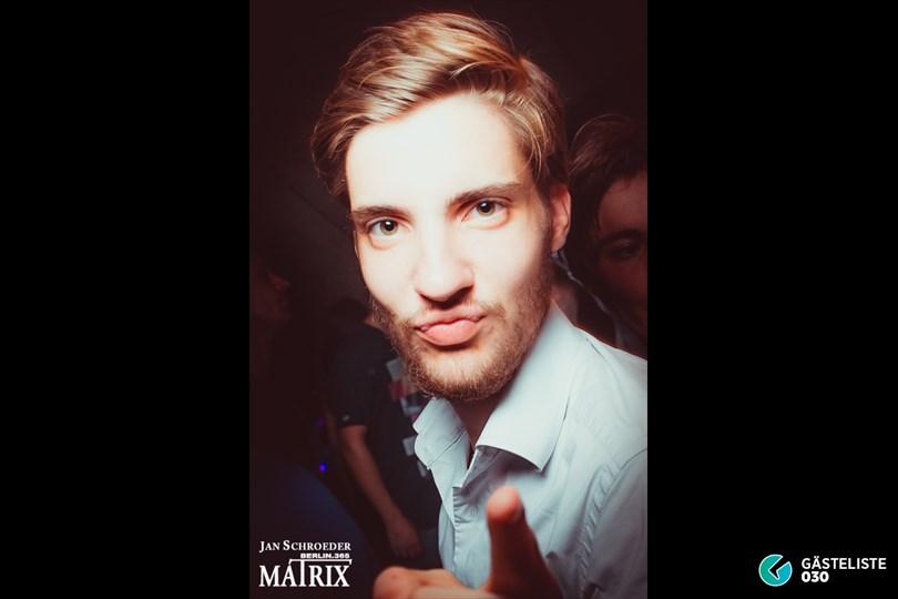 https://www.gaesteliste030.de/Partyfoto #38 Matrix Berlin vom 09.08.2014