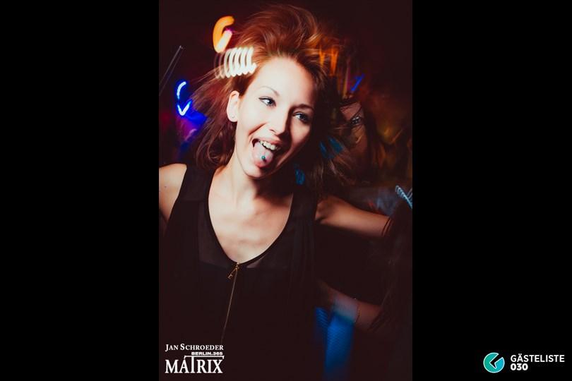 https://www.gaesteliste030.de/Partyfoto #15 Matrix Berlin vom 09.08.2014