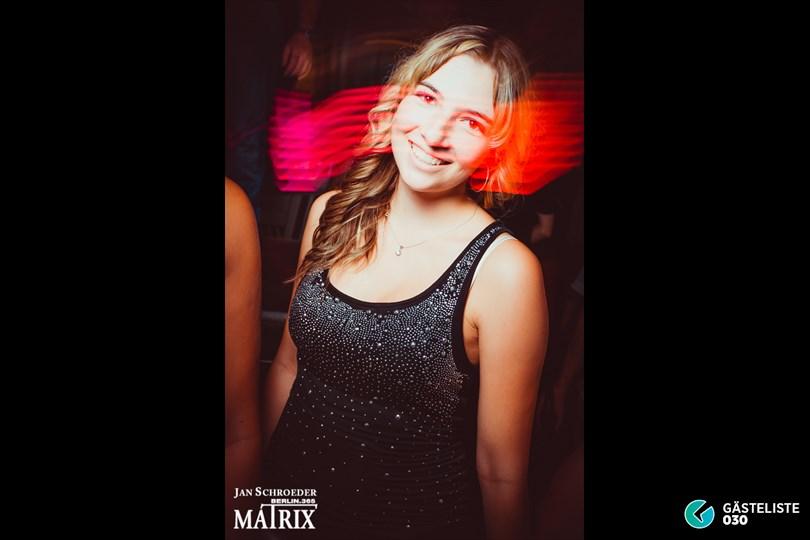 https://www.gaesteliste030.de/Partyfoto #54 Matrix Berlin vom 09.08.2014